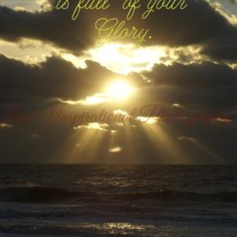 The Earth is full of His Glory