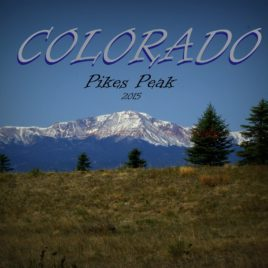 Colorado Pikes Peak